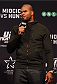 ADELAIDE, AUSTRALIA - MAY 09:   Alistair Overeem answers questions during the Q&A before the UFC weigh-in event at the Adelaide Entertainment Centre on May 9, 2015 in Adelaide, Australia. (Photo by Josh Hedges/Zuffa LLC/Zuffa LLC via Getty Images)