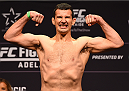 ADELAIDE, AUSTRALIA - MAY 09:   Anthony Perosh of Australia weighs in during the UFC weigh-in event at the Adelaide Entertainment Centre on May 9, 2015 in Adelaide, Australia. (Photo by Josh Hedges/Zuffa LLC/Zuffa LLC via Getty Images)