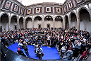 MEXICO CITY, MEXICO - JUNE 10:  A general view during the UFC 188 open workouts at the Interactive Museum of Economics on June 10, 2015 in Mexico City, Mexico. (Photo by Jeff Bottari/Zuffa LLC/Zuffa LLC via Getty Images)