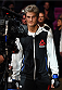 HOUSTON, TX - OCTOBER 03:  Sage Northcutt prepares to enter the Octagon before facing Francisco Trevino in their lightweight bout during the UFC 192 event at the Toyota Center on October 3, 2015 in Houston, Texas. (Photo by Josh Hedges/Zuffa LLC/Zuffa LLC via Getty Images)