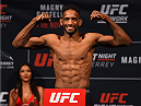 MONTERREY, MEXICO - NOVEMBER 20:  Neil Magny of the United States weighs in during the UFC weigh-in at the Arena Monterrey on November 20, 2015 in Monterrey, Mexico. (Photo by Jeff Bottari/Zuffa LLC/Zuffa LLC via Getty Images)