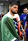 MONTERREY, MEXICO - NOVEMBER 21:  Kelvin Gastelum of the United States prepares to enter the arena before his welterweight bout against Neil Magny during the UFC Fight Night event at Arena Monterrey on November 21, 2015 in Monterrey, Mexico.  (Photo by Mike Roach/Zuffa LLC/Zuffa LLC via Getty Images)
