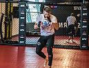 LAS VEGAS, 6/29/18 - UFC fighter Emil Meek at the UFC Perfomance Institute. (Photo credit: Juan Cardenas)