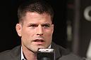 UFC 130 Press Conference: Brian Stann