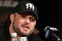 UFC 130 Press Conference: Roy Nelson