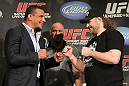 UFC 130 Press Conference: Mir vs. Nelson