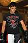 UFC 130 Open Workouts: Miguel Angel Torress