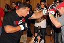 UFC 130 Open Workouts: Frank Mir