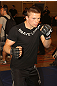 UFC 130 Open Workouts: Rick Story