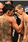 UFC 130 Weigh-ins: Renan Barao vs. Cole Escovedo