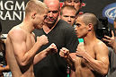 UFC 130 Weigh-ins: Michael McDonald vs. Chris Cariaso