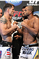 UFC 130 Weigh-ins: Brian Stann vs. Jorge Santiago