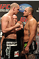 UFC 130 Weigh-ins: Stefan Struve vs. Travis Browne
