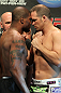 UFC 130 Weigh-ins: Rampage Jackson vs. Matt Hamill