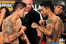 TUF 13 Finale Weigh-ins: Duran vs. Rivera