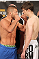 TUF 13 Finale Weigh-ins: Stephens vs. Downes