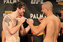 TUF 13 Finale Weigh-ins: O&#39;Neil vs. Cope