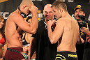 TUF 13 Finale Weigh-ins: Kingsbury vs. Maldonado