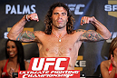 TUF 13 Finale Weigh-ins: Clay Guida