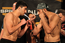 TUF 13 Finale Weigh-ins: Nijem vs. Ferguson