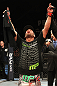 The Ultimate Fighter Season 13 Finale: Jeremy Stephens celebrates his win