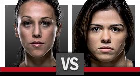 The Ultimate Fighter Finale Team Joanna vs Team Claudia