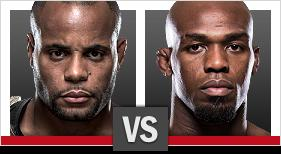 UFC 214 Cormier vs Jones 2
