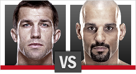 Luke Rockhold vs. Costa Philippou