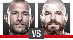 UFC Fight Night Cerrone vs. Miller