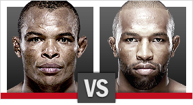 Francisco Trinaldo vs. Leandro Silva