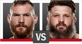 UFC Fight Night Barnett vs. Nelson