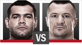 UFC Fight Night Gonzaga x Cro Cop 2