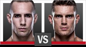 UFC Ottawa MacDonald x Thompson