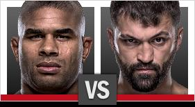 UFC Fight Night Overeem vs Arlovski