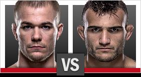 UFC Fight Night McDonald vs Lineker