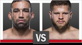 UFC Fight Night Werdum vs Tybura