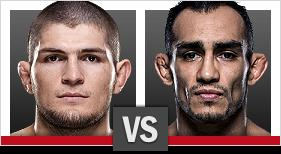 UFC Fight Night Nurmagomedov vs Ferguson