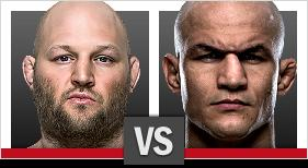 UFC Fight Night Rothwell vs. Dos Santos