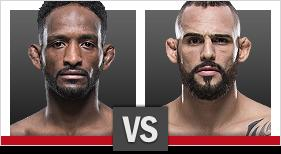 UFC Fight Night Magny vs Ponzinibbio