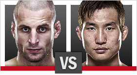 UFC FIGHT NIGHT Saffiedine vs. Lim