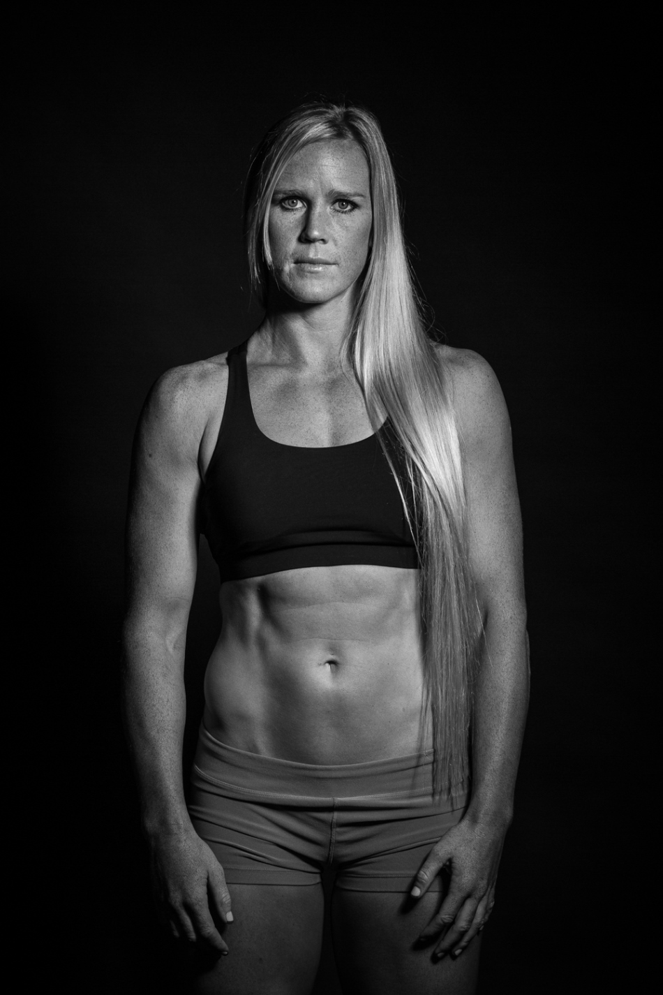 TheFappening : Holly Holm Nude Leaked