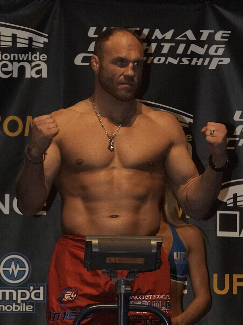 Randy Couture weighs in