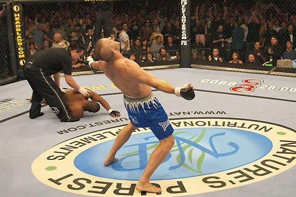 UFC 52 - Liddell vs. Couture II