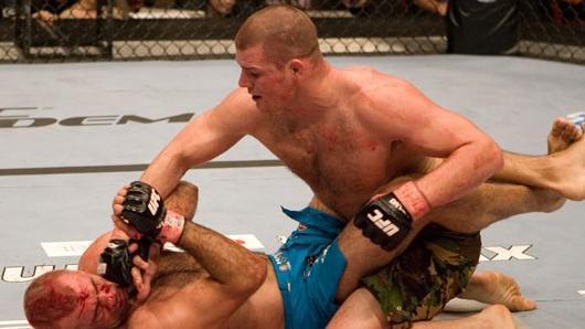 UFC 70 - Bisping vs. Sinosic