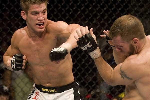 UFC lightweight Sam Stout