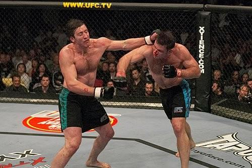 Griffin vs. Bonnar I