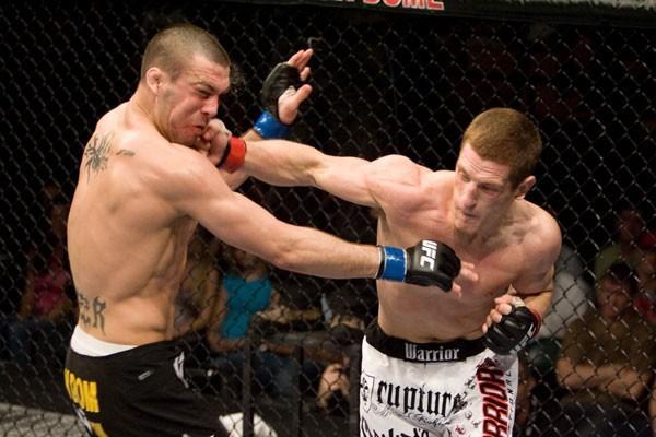 UFC lightweight Mac Danzig