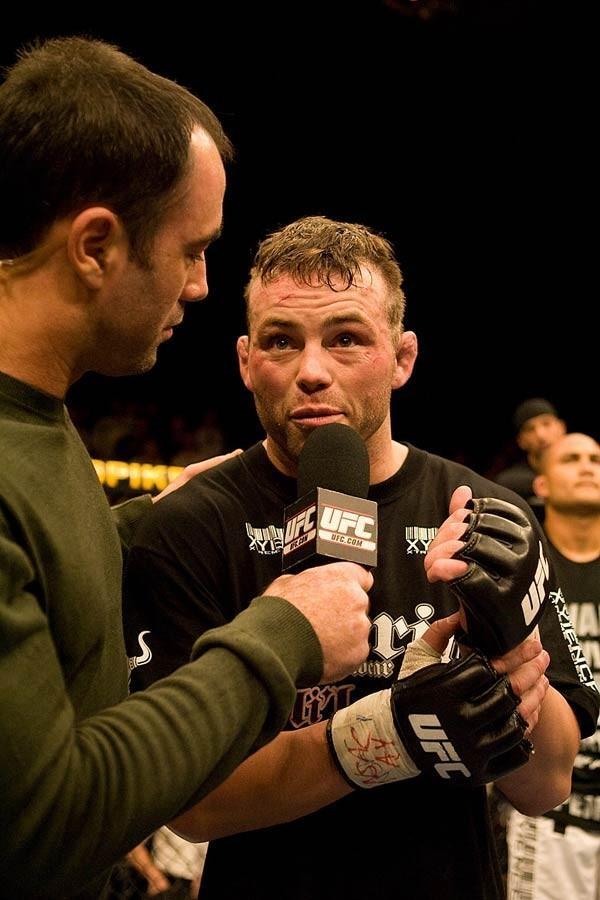 Former UFC lightweight champion Jens Pulver