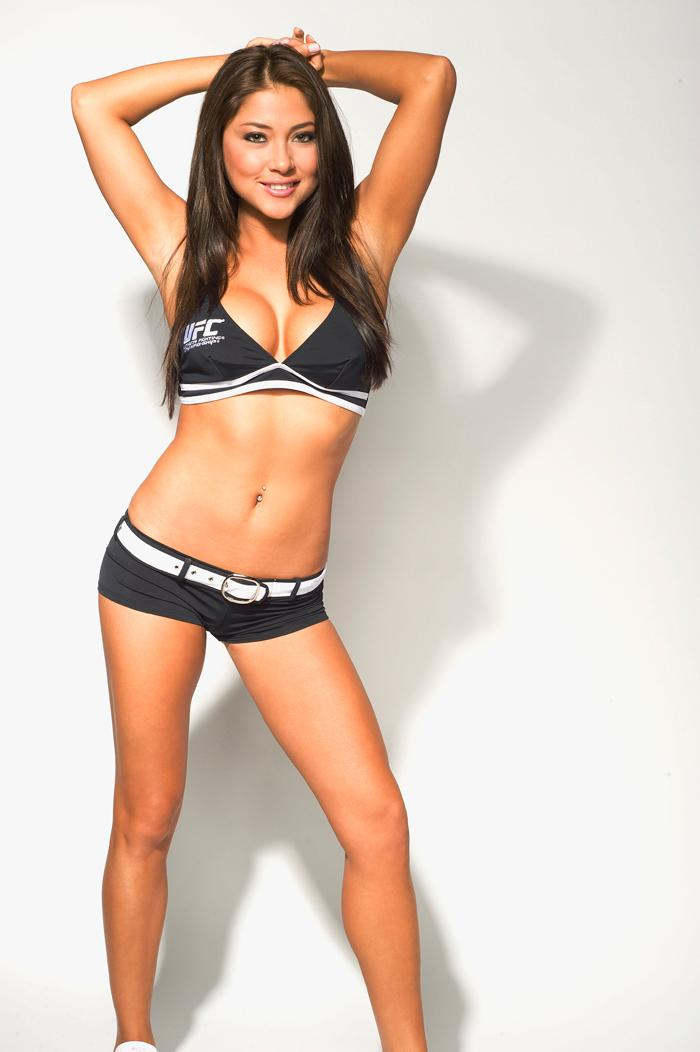 Pity, that ufc octagon girl arianny celeste congratulate, the