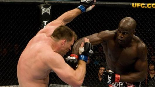 UFC heavyweight Cheick Kongo